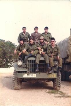 PLM 3º/82. En el GMC